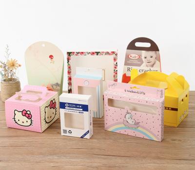 86fashion 上海华声  纸盒包装