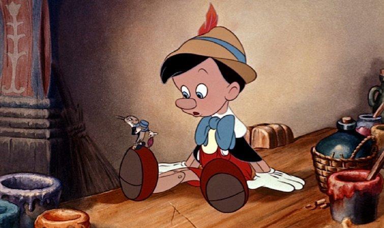 迪士尼《匹诺曹》